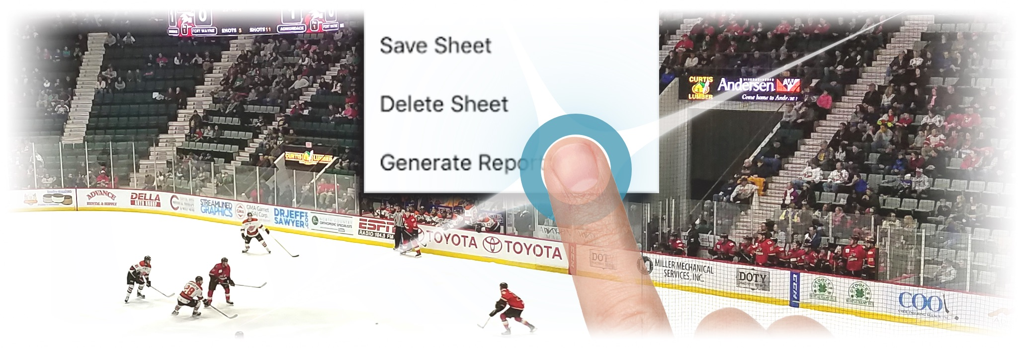 PE-promo-generate-report